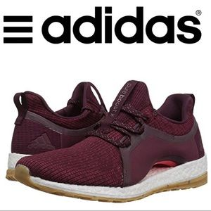 New Adidas Pureboost X Running Shoes Sneakers